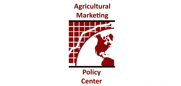 agricultural marketing policy center