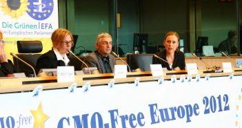 GMO-free Europe conference