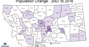 Is the Population of Rural Montana Stabilizing?