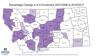 Public Schools in Montana: Rural and Urban - AgEconMT