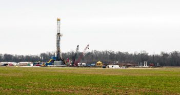 How do Local Oil Booms Impact Agriculture?