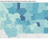 Economic Impact of Agriculture on County Economies